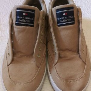 Tommy Hilfiger Canvas Sneakers